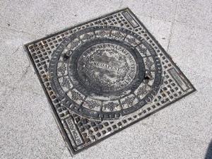 Manhole copy