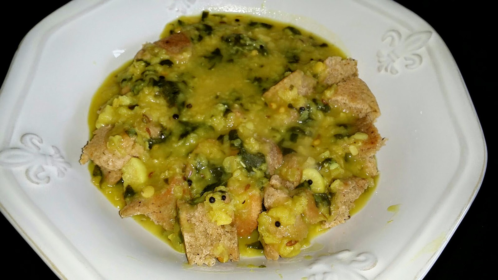 Nothingiscooking the cooking channel dal baatti rajastani dish dal baatti one of the nostalgic food for my husband reminding the first day of his hostel foodhe had no idea how to eat that when a hard roundule of forumfinder Image collections