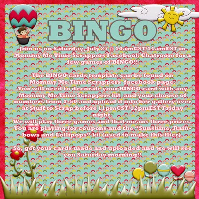 BINGO copy