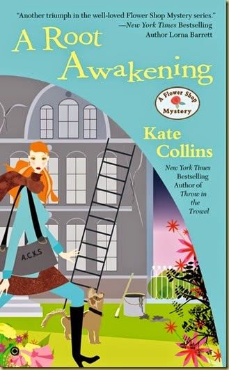 A Root Awakening by Kate Collins - Thoughts in Progress Feb. 12