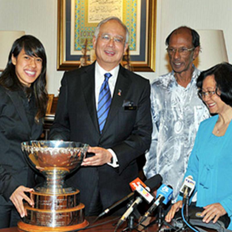 Ikon sukan paling berjaya di Malaysia