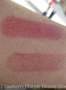 Liz Earle Lipstick Raspberry 04 Swatch (4)