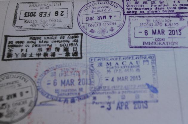 Hong Kong and Macau Visa for Indians