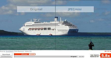 Mengurangi Ukuran Size Gambar JPEG Tanpa Kehilangan Kualitas