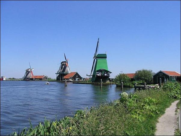 الطواحين الهولندية