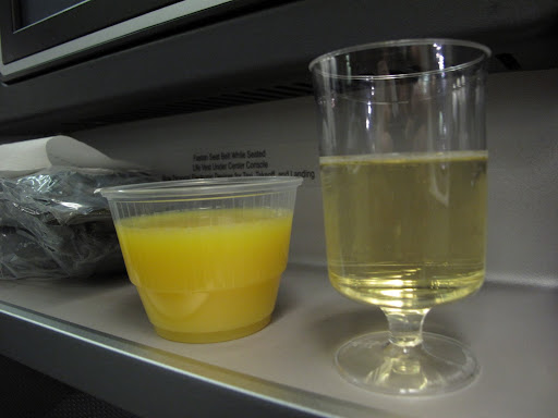 Why yes, I would like a cocktail before takeoff