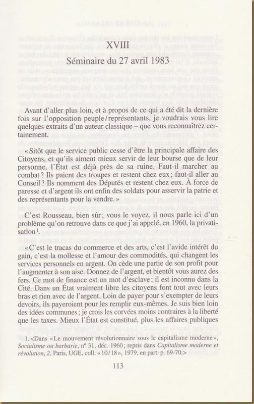 113 Cornelius Castoriadis