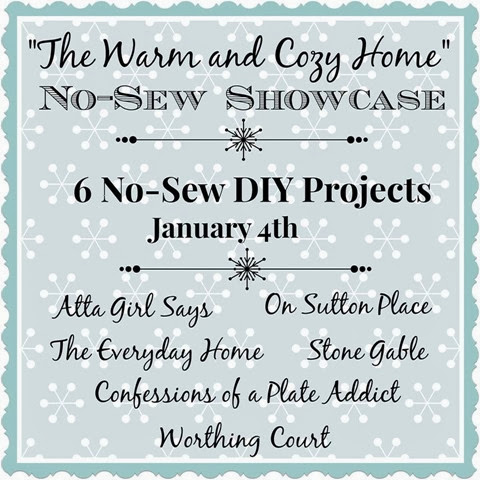 No-Sew Showcase for January 2014