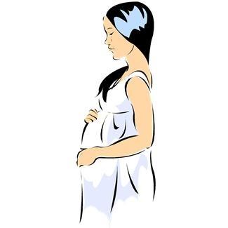 pregnancy blues