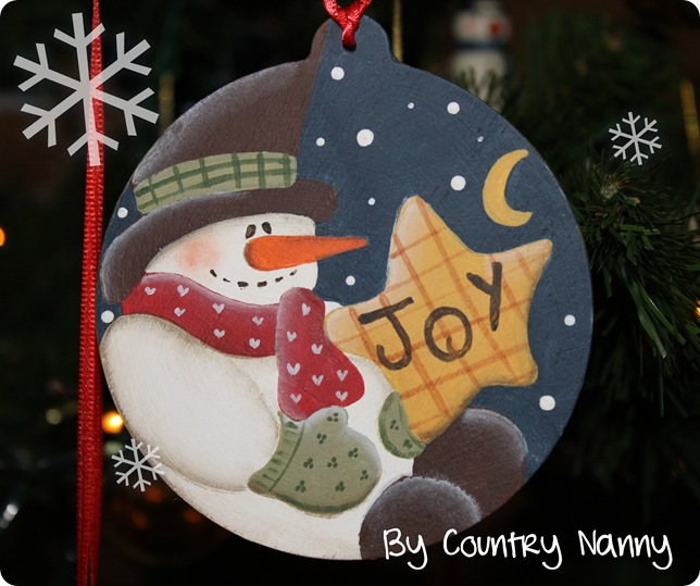 Xmas Ornament_snowman_b