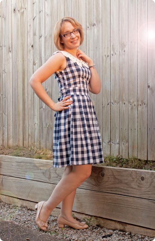my modern vintage fashion blog