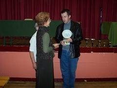 2004.10.10-001 Alain Burnel vainqueur du tournoi