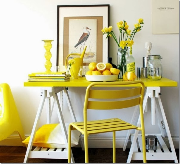 case e interni - Interior design -  Mimosa Giallo