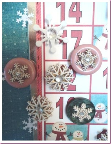 Baking Tray Advent Calendar 6
