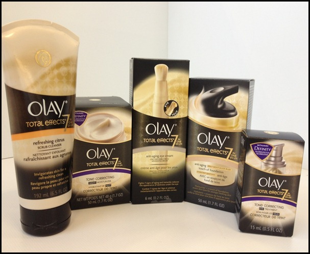 Olay Total Effects Giveaway