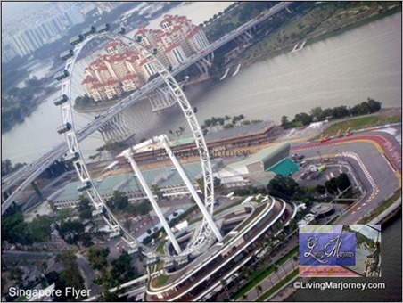 Singapore Flyer – Singapore Flight experience