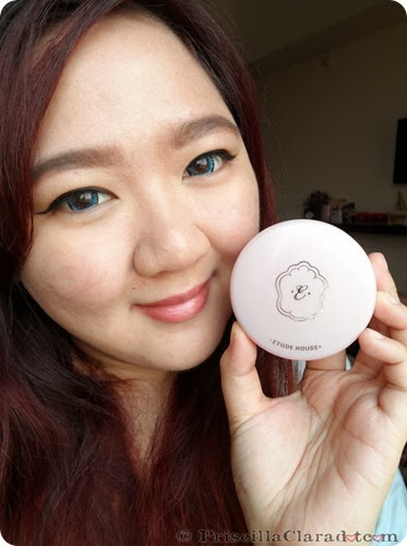 Priscilla Clara beauty blogger review Etude House Precious Mineral Any Cushion _01_副本