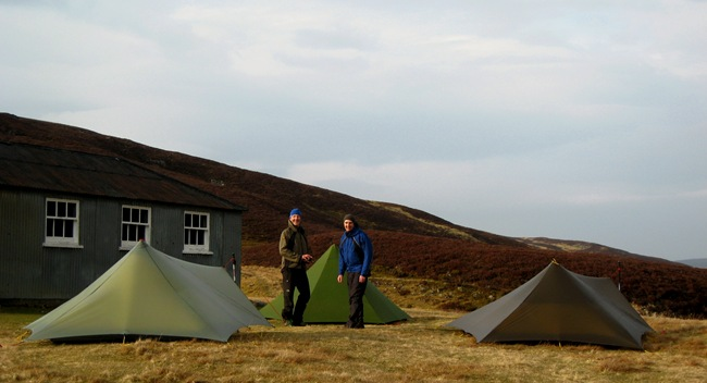 DULNAIN BOTHY 3 CAMP