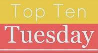 Top Ten Tuesday (2)