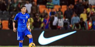 France/Brésil : Quand Thiago Silva encense didier deschamps !