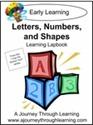 LettersNumbersShapesLapbook