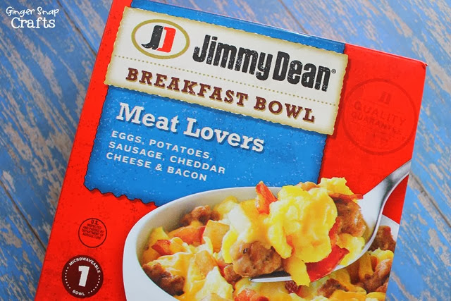 Jimmy Dean Red Box Breakfast #pmedia #spon