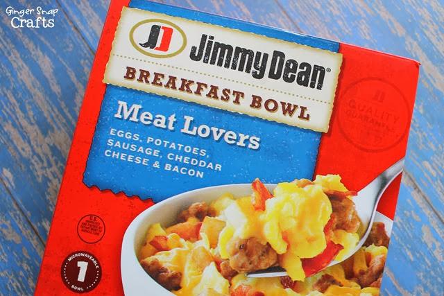 Jimmy Dean Red Box Breakfast #pmedia #spon