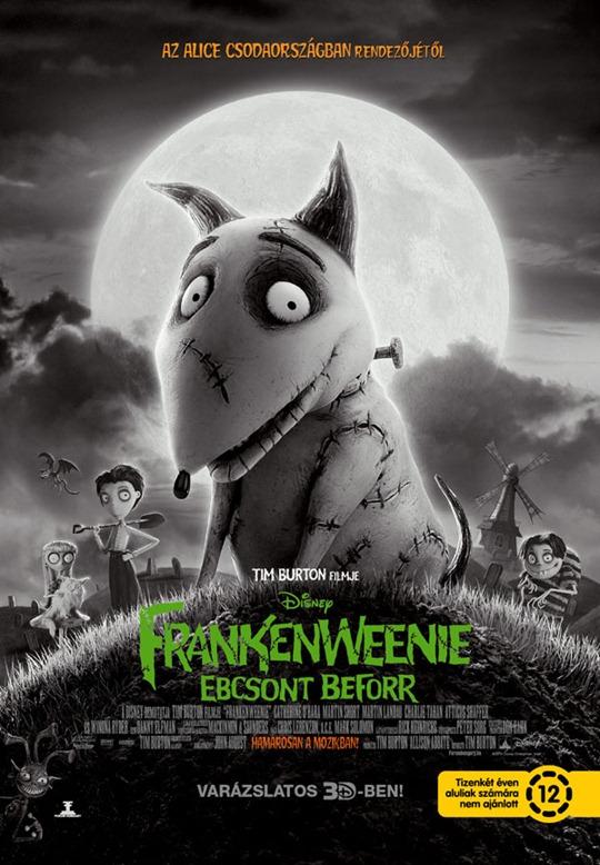 Ebcsont beforr (Frankenweenie 2012)