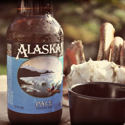 image of Pale Golden Ale sourced from Alaskan Brewing