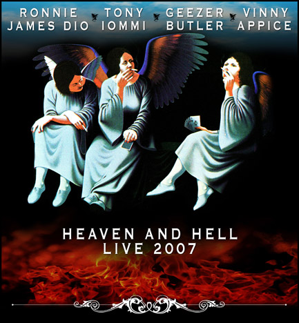 Heaven and hell 2007