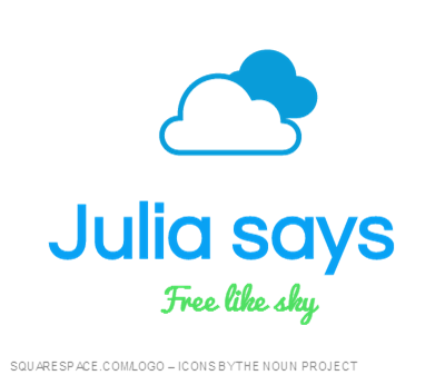 Julia says-logo