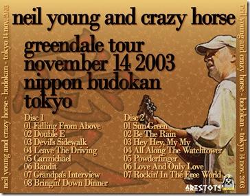 0366 - Tour 2003 - Tokyo - 2003-11-14 - 2