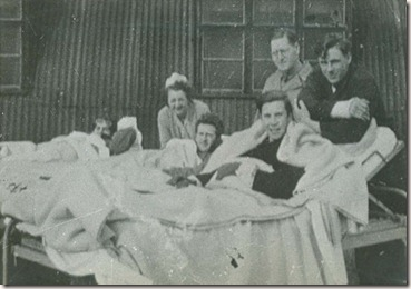 Albert 1945 hospital