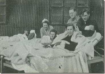 Albert 1945 hospital
