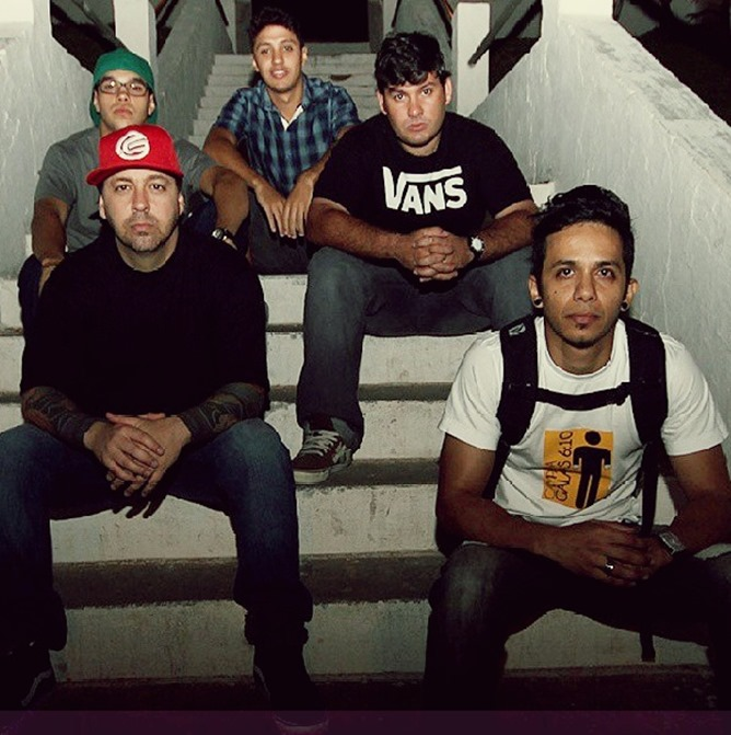 Santa Cruz - Hardcore banda
