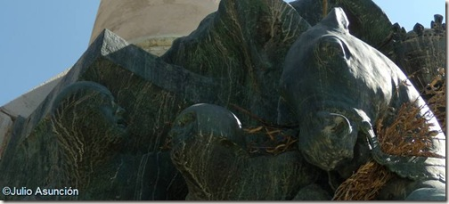 Monumento a las Batallas - Jaen