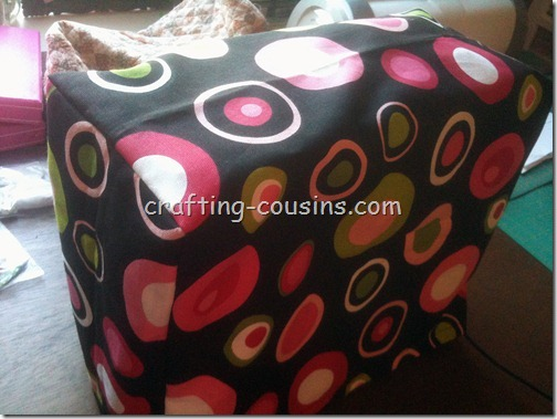 Sewing Machine Dust Cover (7)