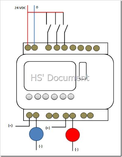 pemrograman plc zelio menggunakan zelio logic orang gak pengen go blog rh stay learning blogspot com plc Wiring Drawings plc Control Panel Wiring Diagram