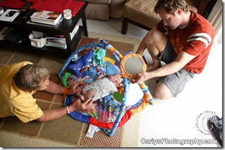 July 21, 2011-Kyton 2 month - pic a day-2