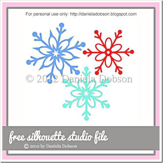 Snowflakes by Daniela Dobson