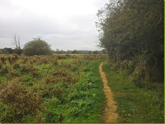 Nar Valley Way Castle Acre to West Acre