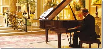 the ritz piano player