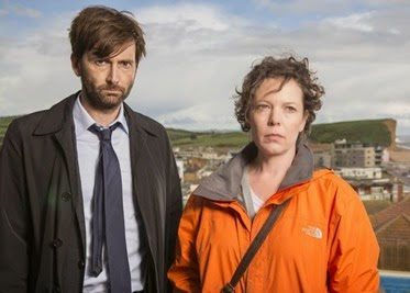 Broadchurch - Tennant & Colman