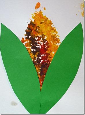 Corn Art