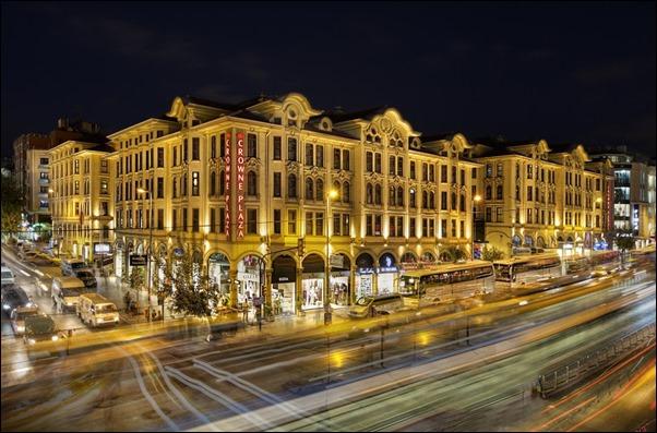 فندق كراون بلازا اسطنبول
