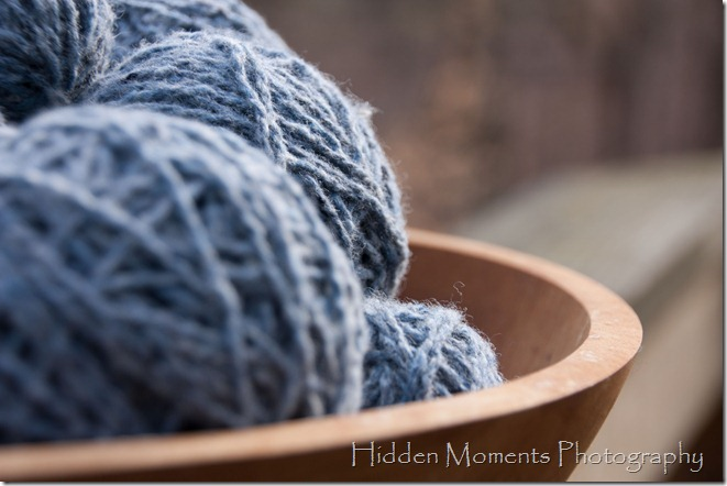Reclaimed yarn 2