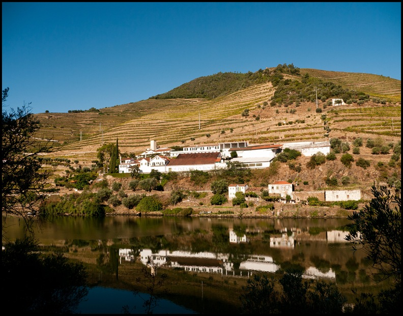 Quinta de la Rosa - our home in Pinhao