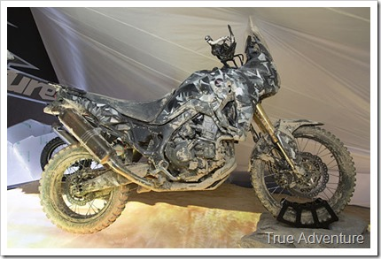 DS Aventure Quebec - Honda True Adventure Prototype 2015