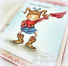 Cowgirl Lulu 1- KKS Feb