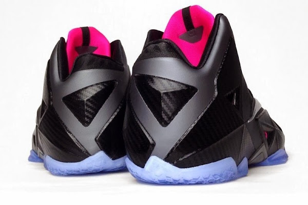 New Photos  Nike LeBron XI Miami Nights 616175003